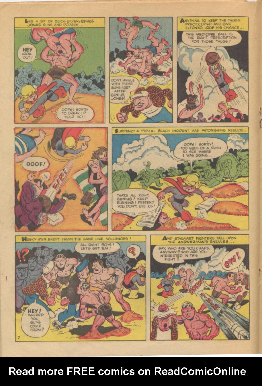 Read online Adventure Comics (1938) comic -  Issue #81 - 32