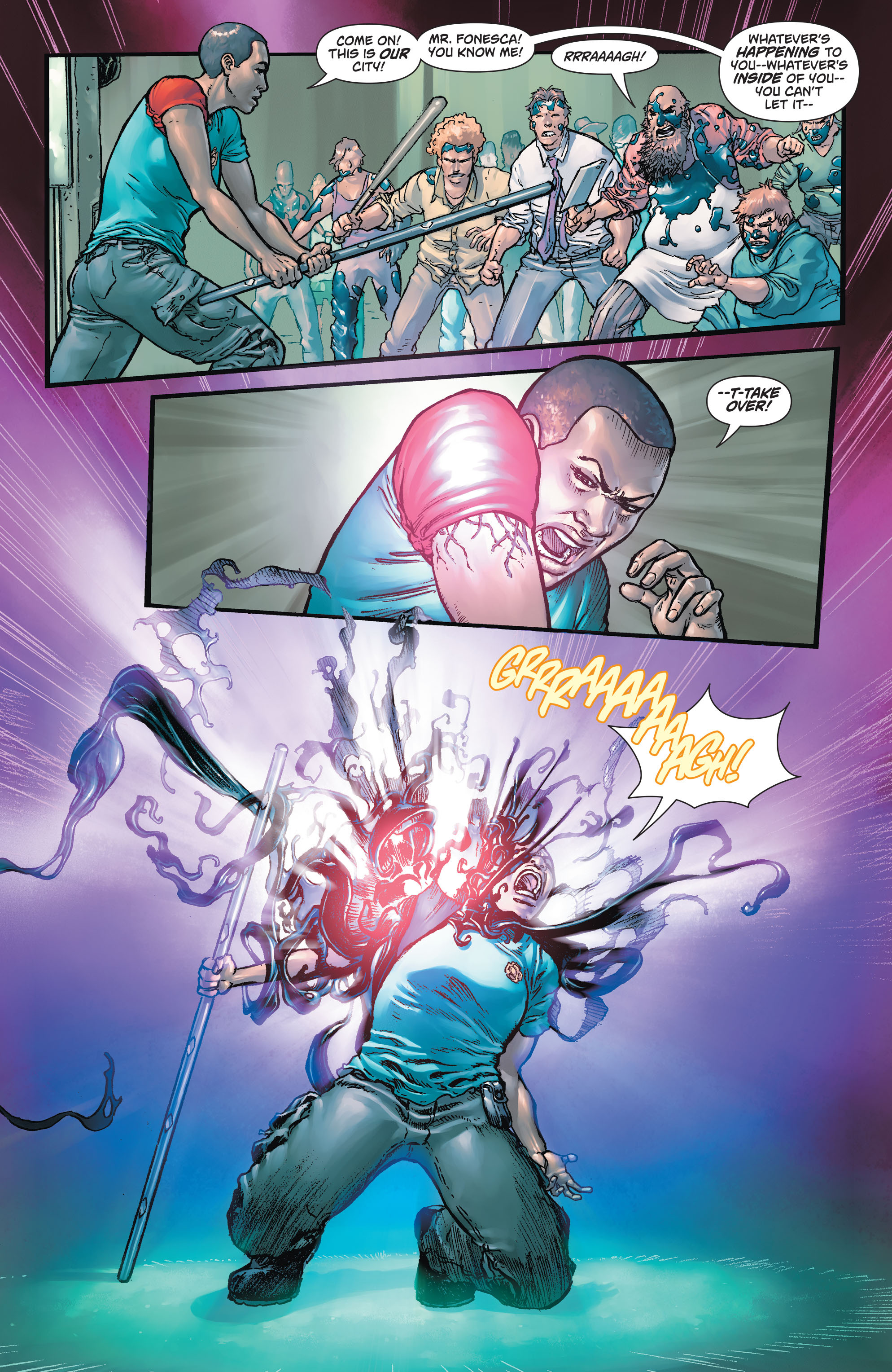 Read online Action Comics (2011) comic -  Issue #44 - 12