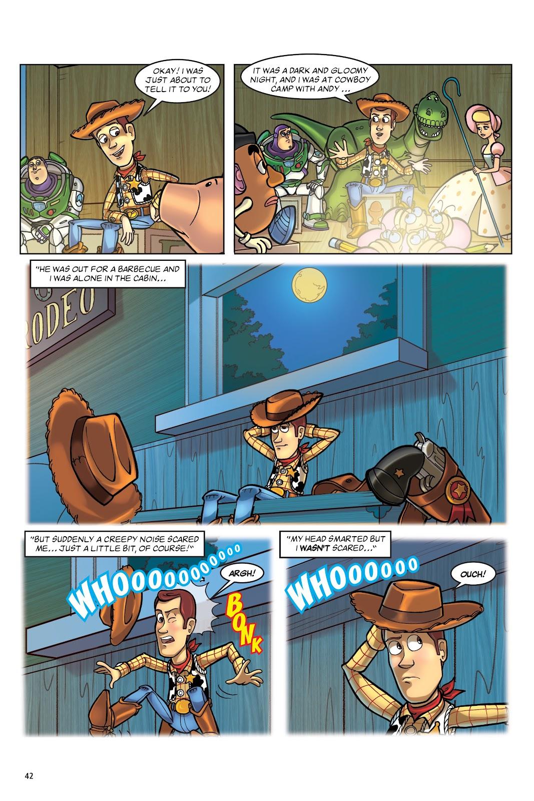 Read online DISNEY·PIXAR Toy Story Adventures comic -  Issue # TPB 1 (Part 1) - 42