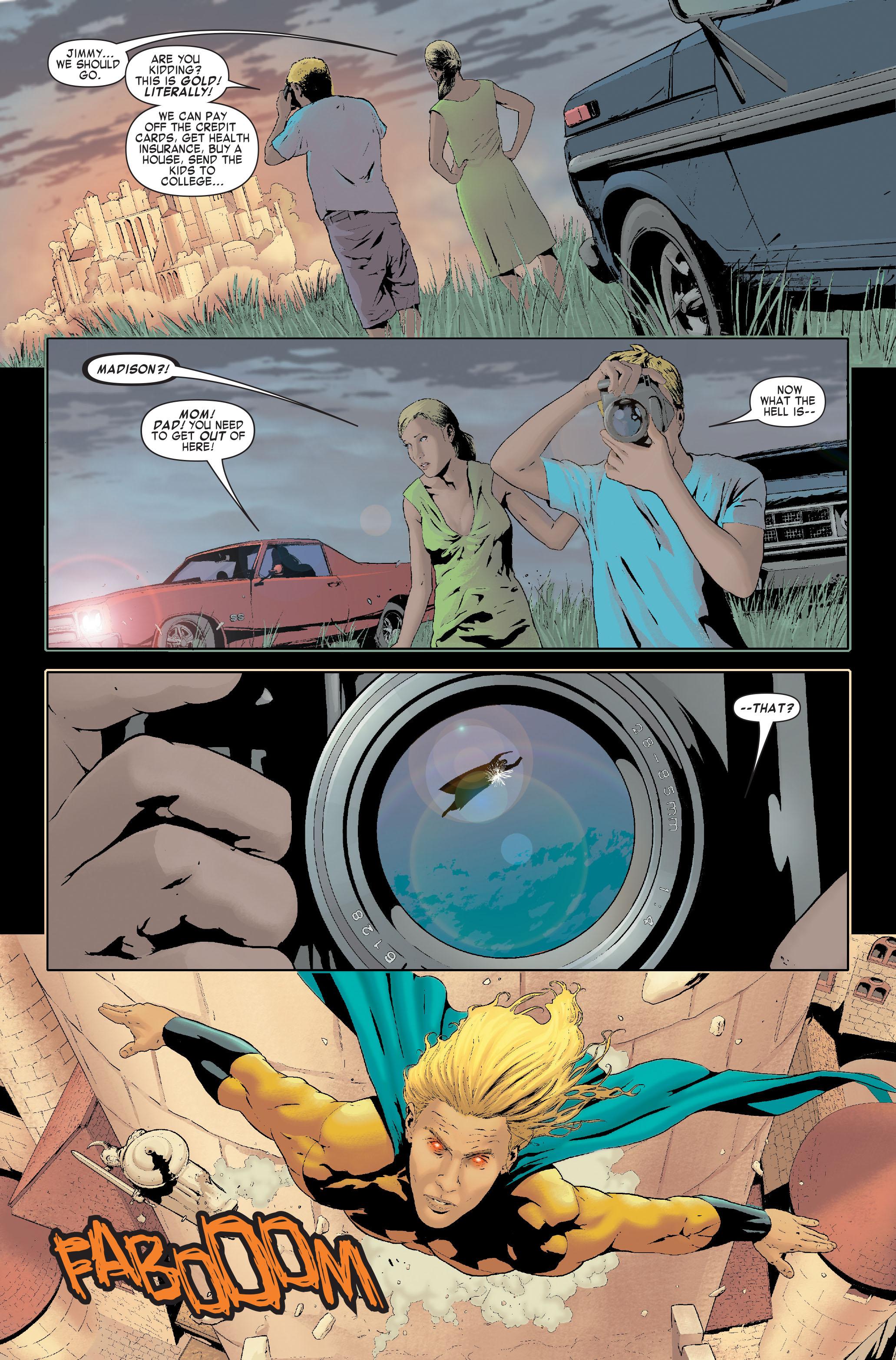 Read online Siege: Captain America comic -  Issue # Full - 6