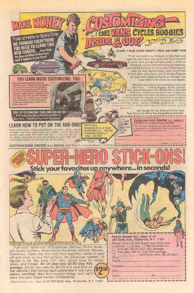 Read online Adventure Comics (1938) comic -  Issue #444 - 17