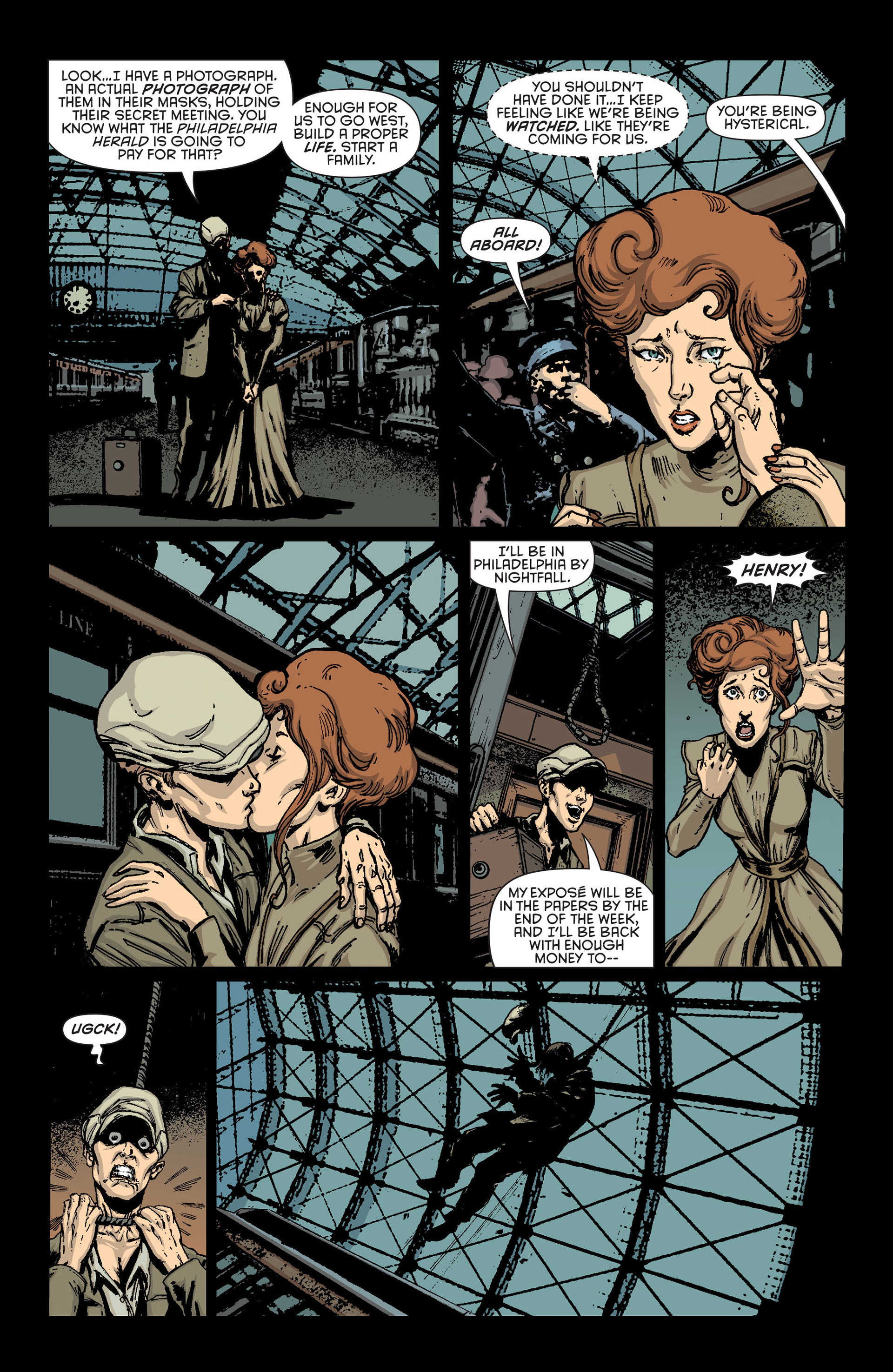 Read online Batman and Robin (2011) comic -  Issue #23.2 - 13