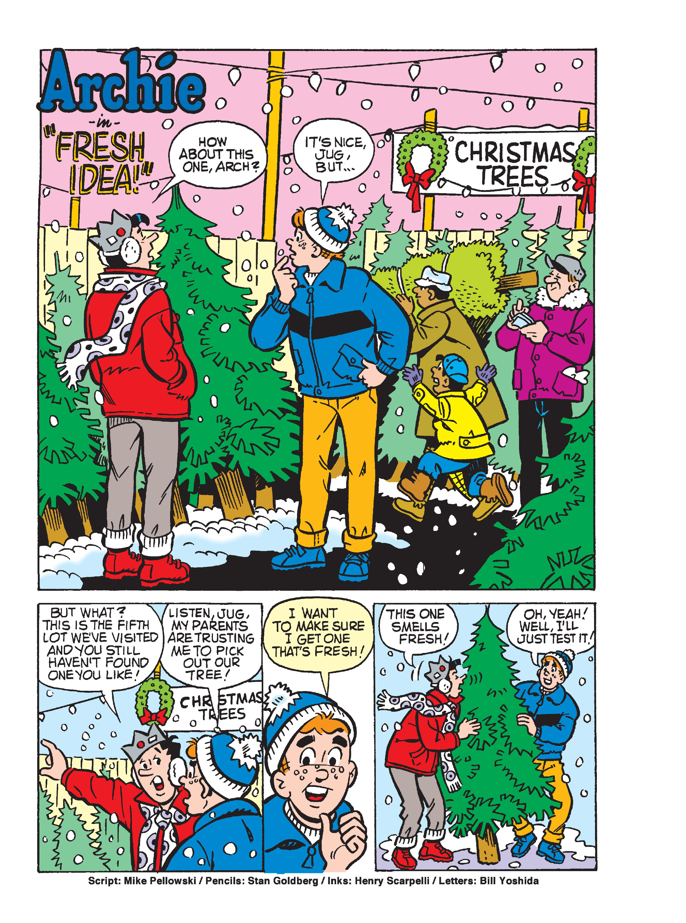 Read online World of Archie Double Digest comic -  Issue #64 - 7