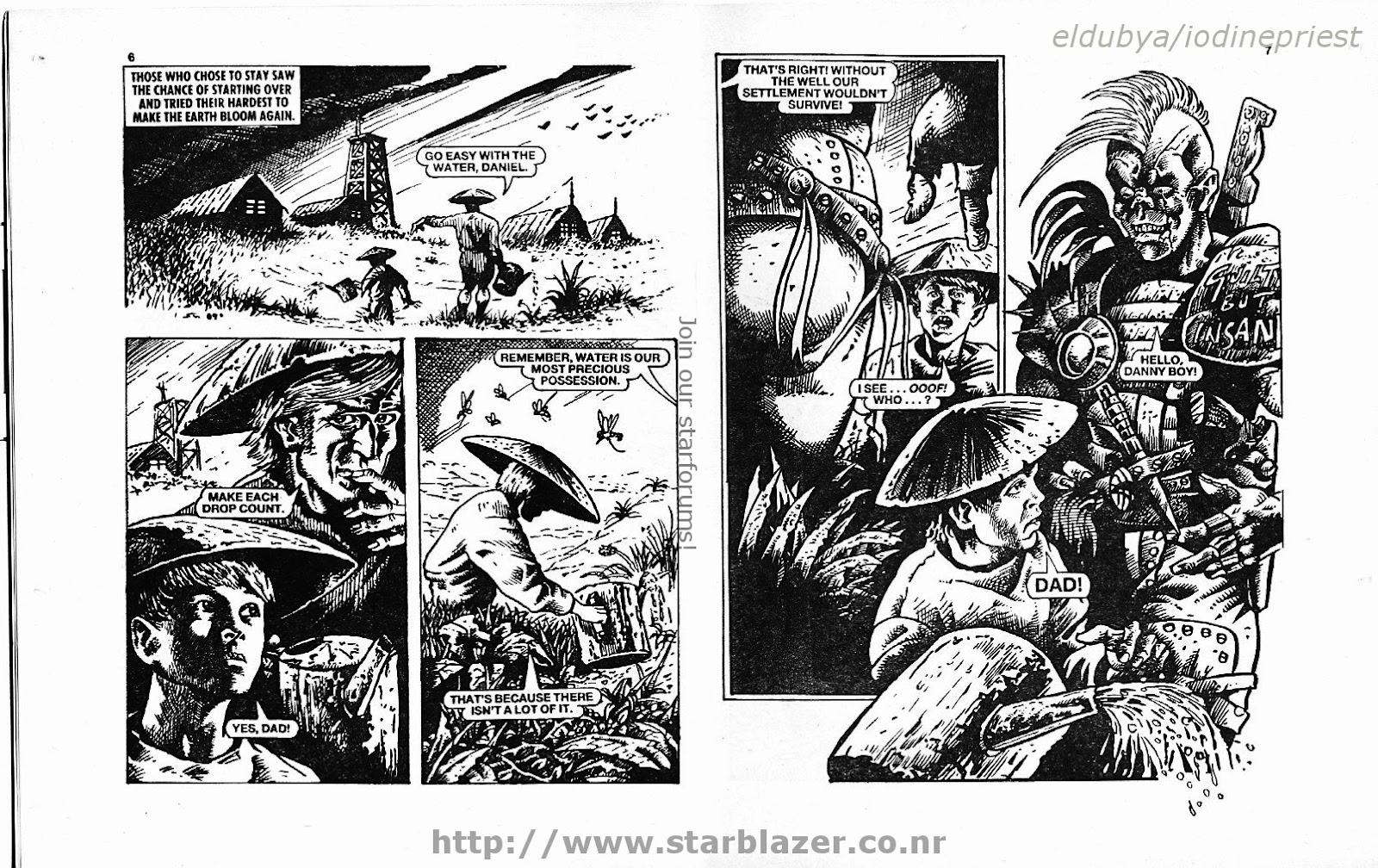 Starblazer issue 279 - Page 5