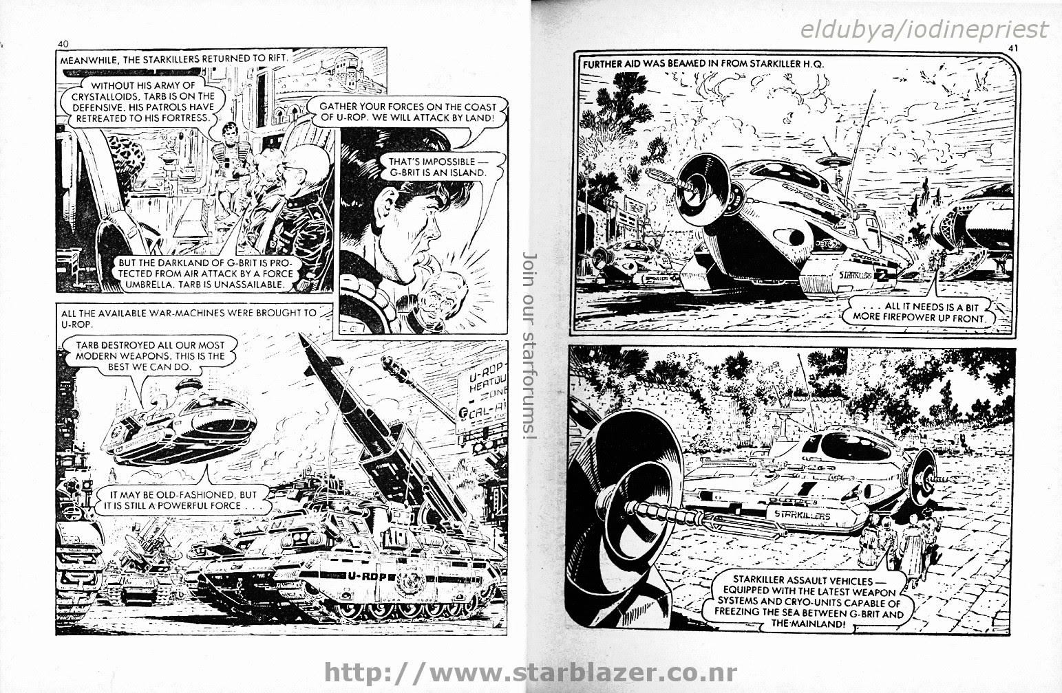 Starblazer issue 155 - Page 22