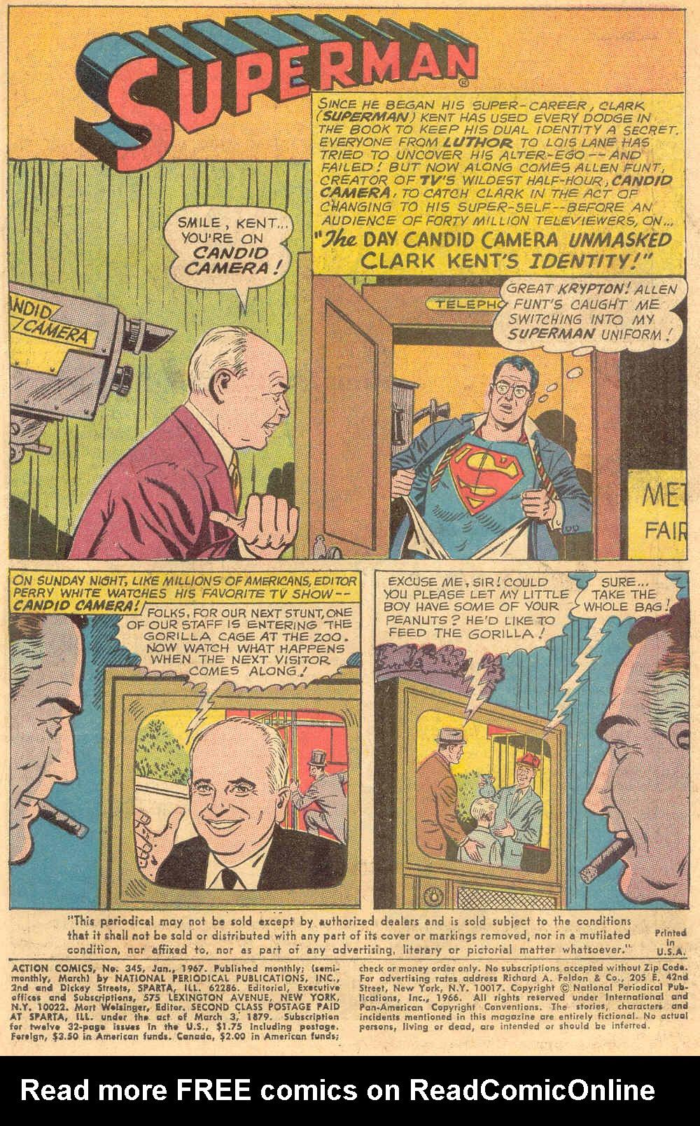 Action Comics (1938) 345 Page 2