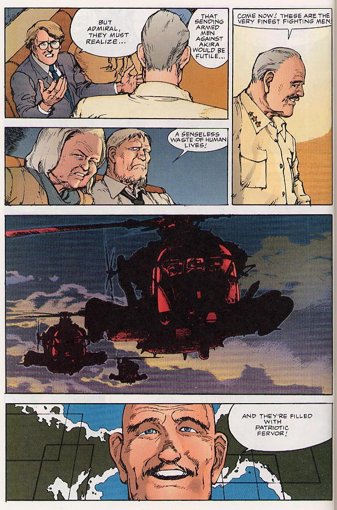 Read online Akira comic -  Issue #26 - 31