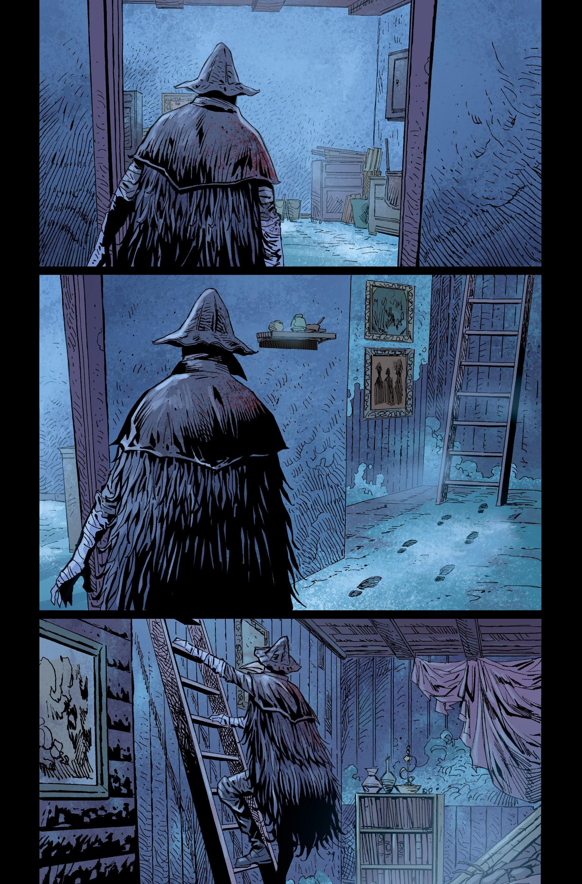 Bloodborne 12 Page 14