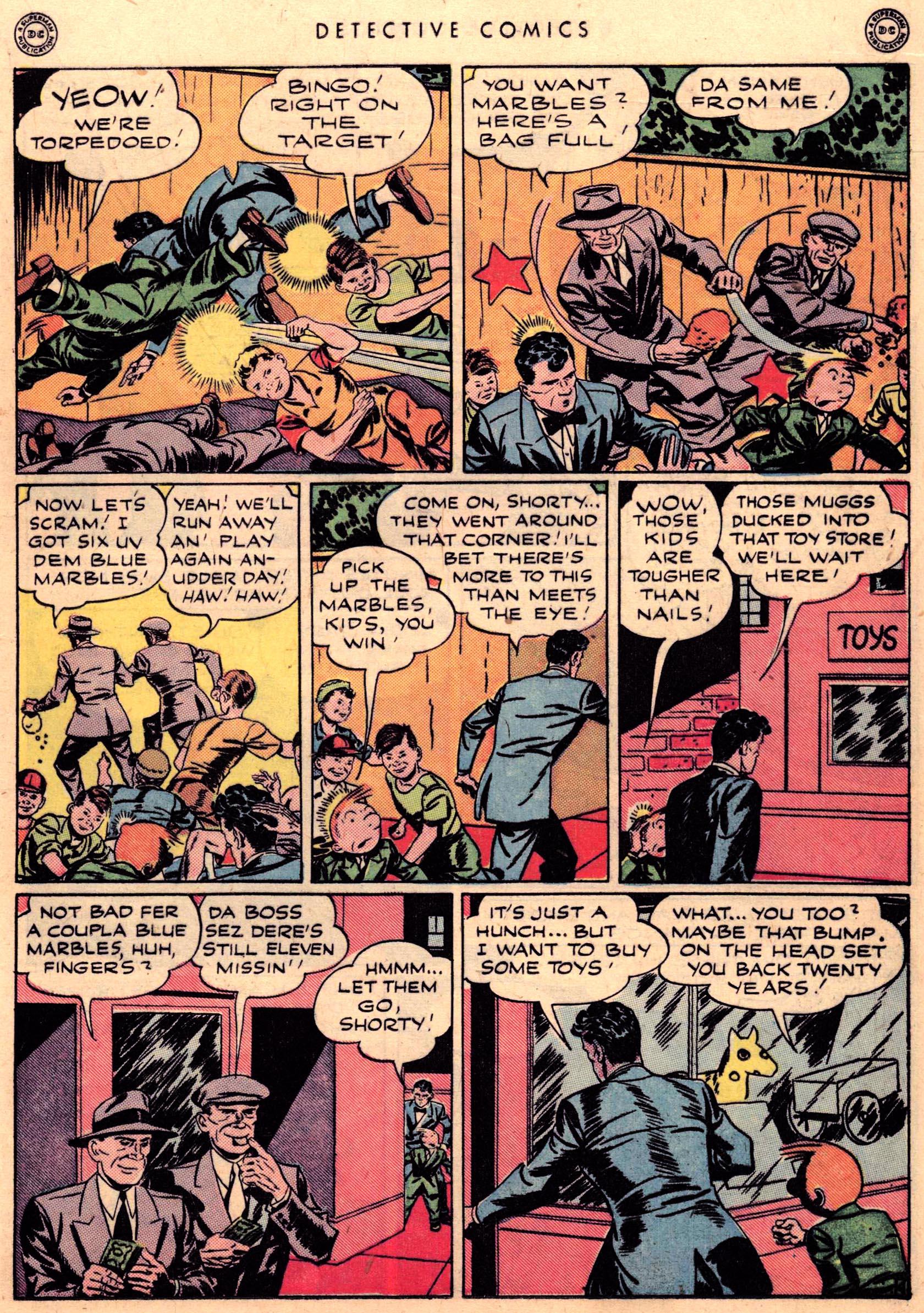 Read online Detective Comics (1937) comic -  Issue #95 - 25