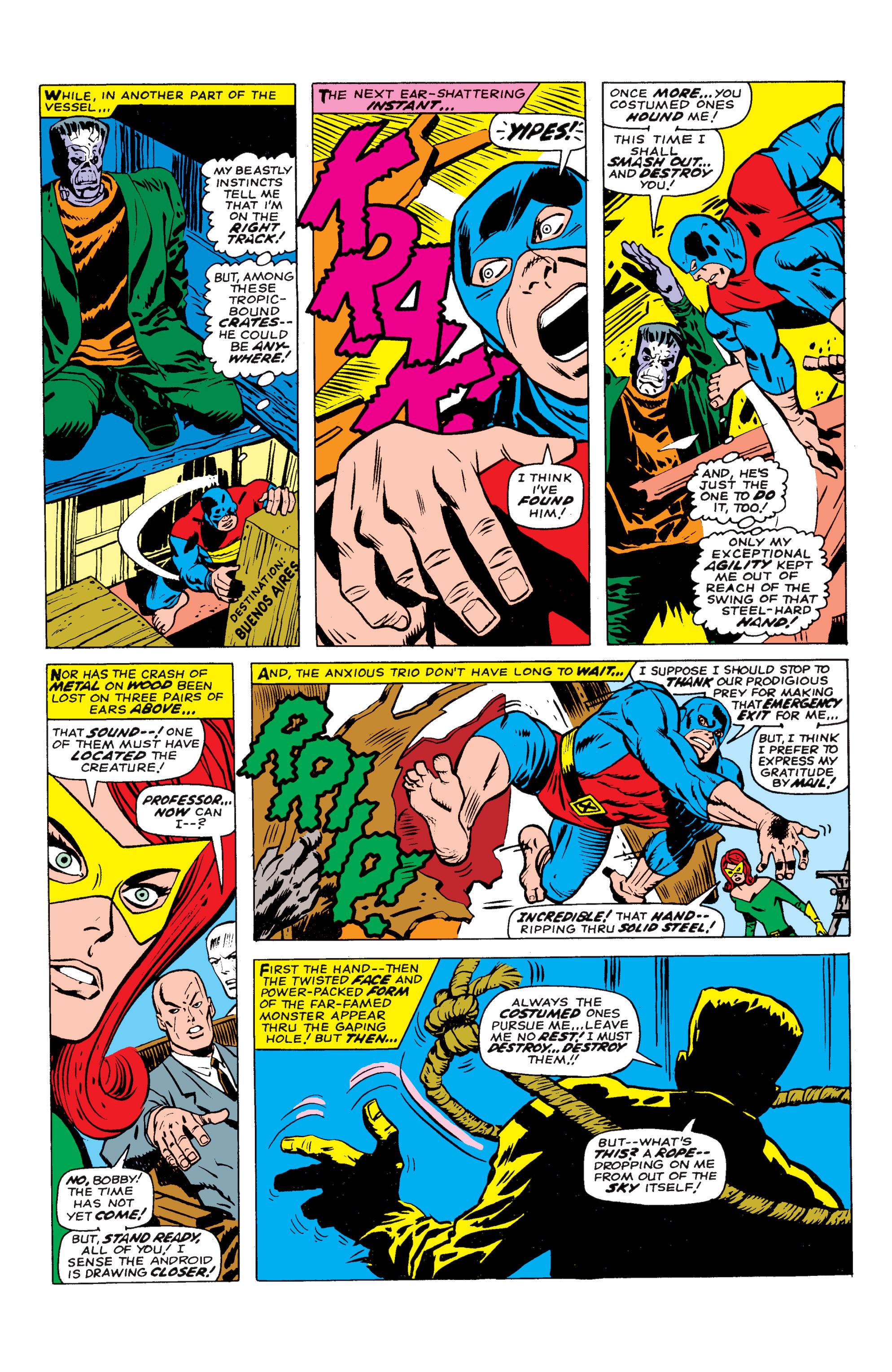 Uncanny X-Men (1963) 40 Page 11