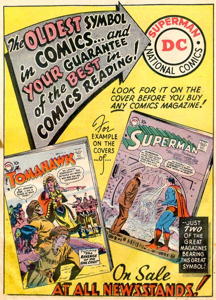 Read online Adventure Comics (1938) comic -  Issue #242 - 15