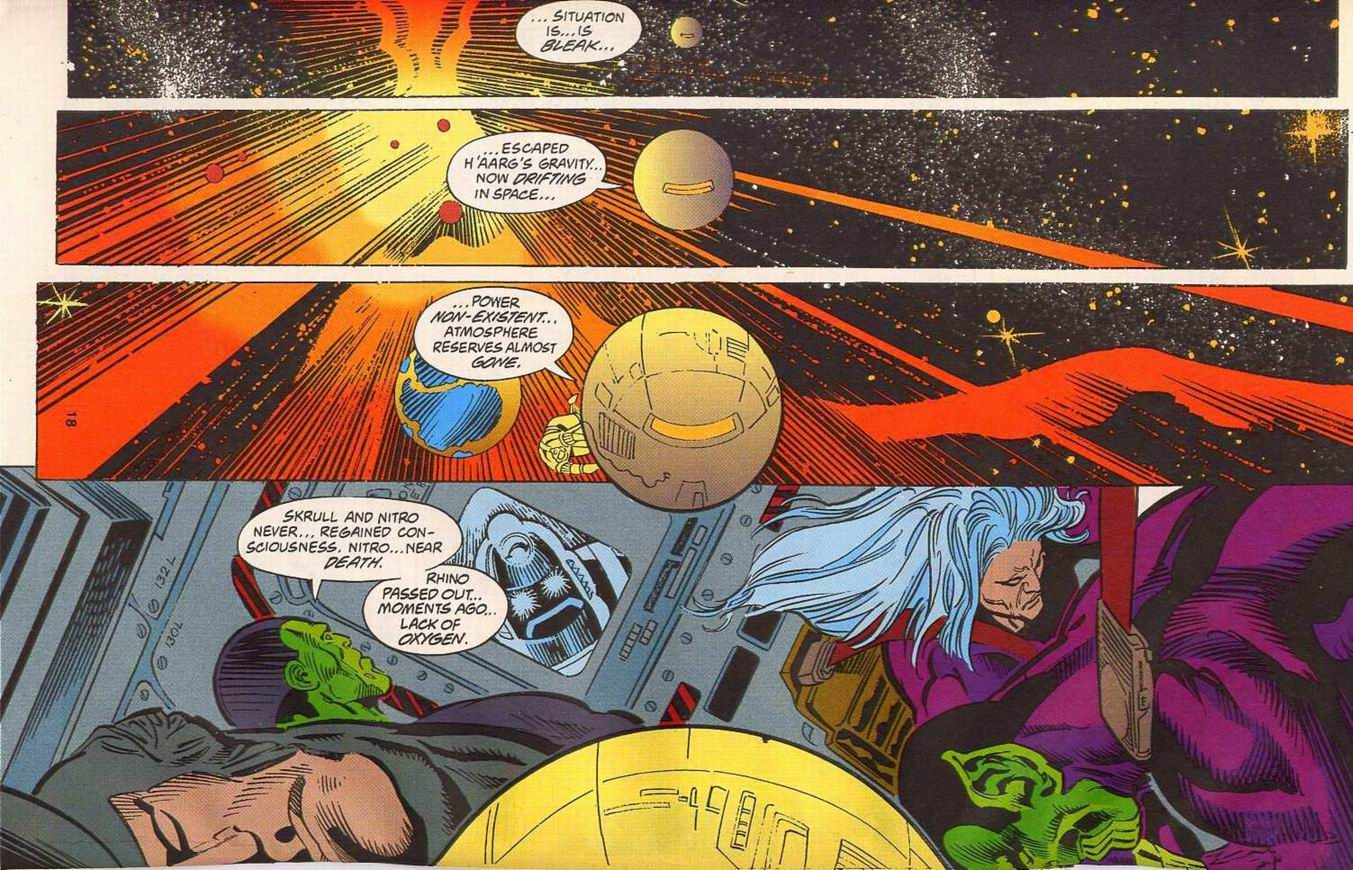 Read online Secret Defenders comic -  Issue #14 - 13