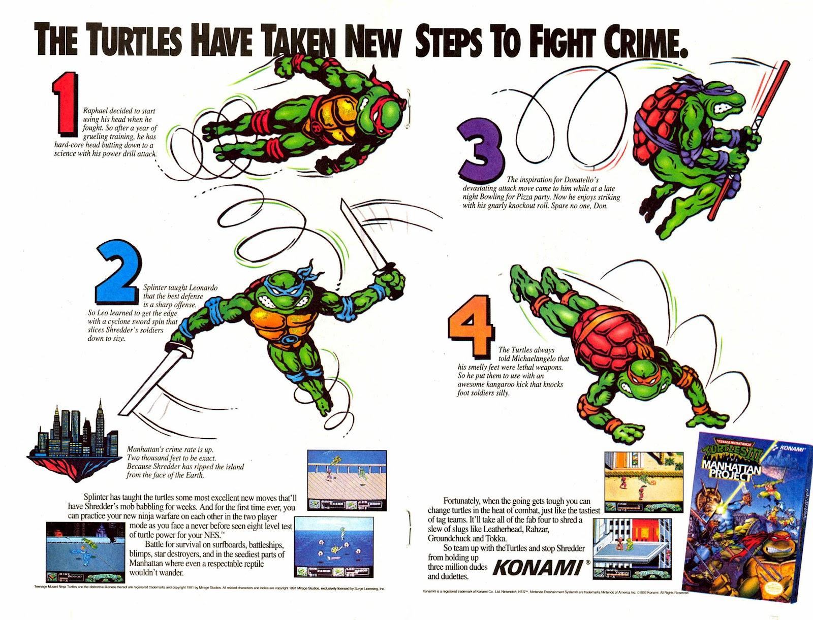 Comic Teenage Mutant Ninja Turtles Adventures (1989) issue 52