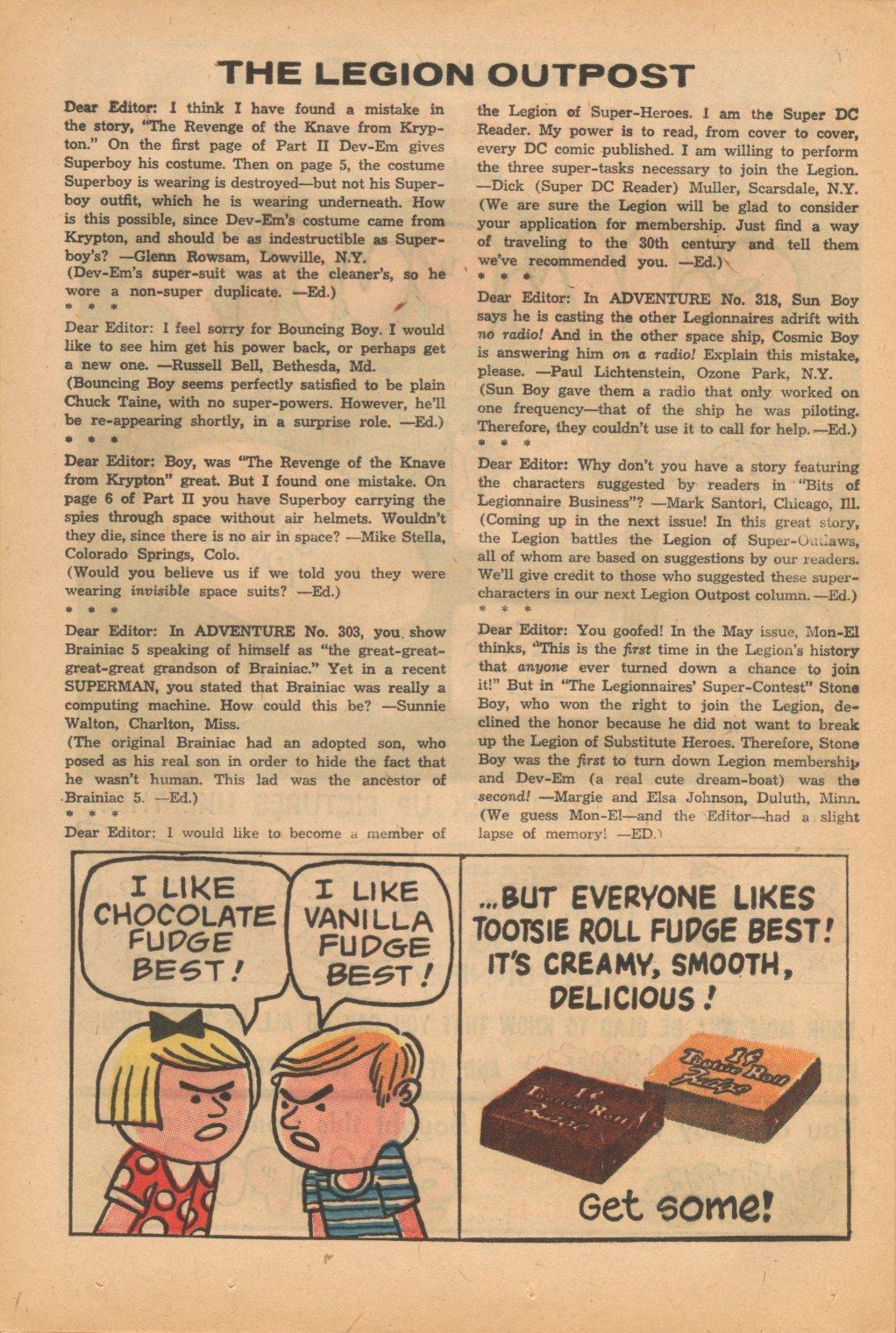 Read online Adventure Comics (1938) comic -  Issue #323 - 24