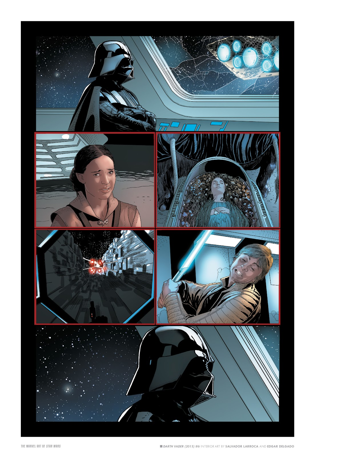 Read online The Marvel Art of Star Wars comic -  Issue # TPB (Part 1) - 73