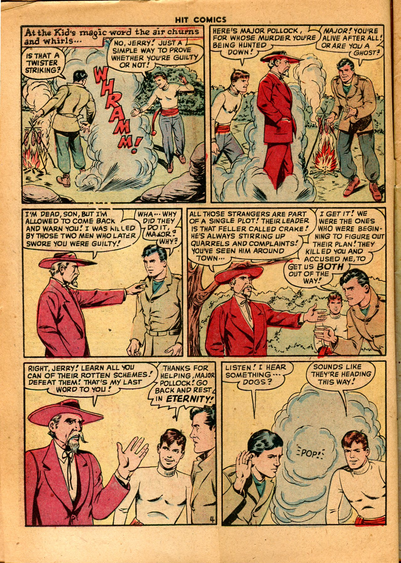 Read online Hit Comics comic -  Issue #57 - 6