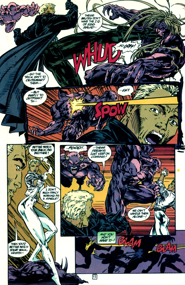 Read online Gunfire comic -  Issue #12 - 19