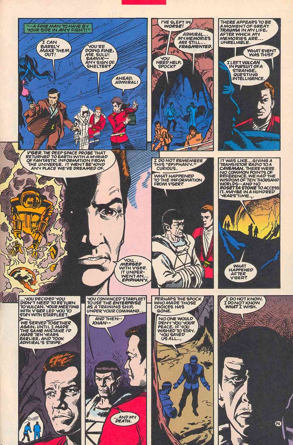 Read online Star Trek (1989) comic -  Issue # _Special 1 - 61