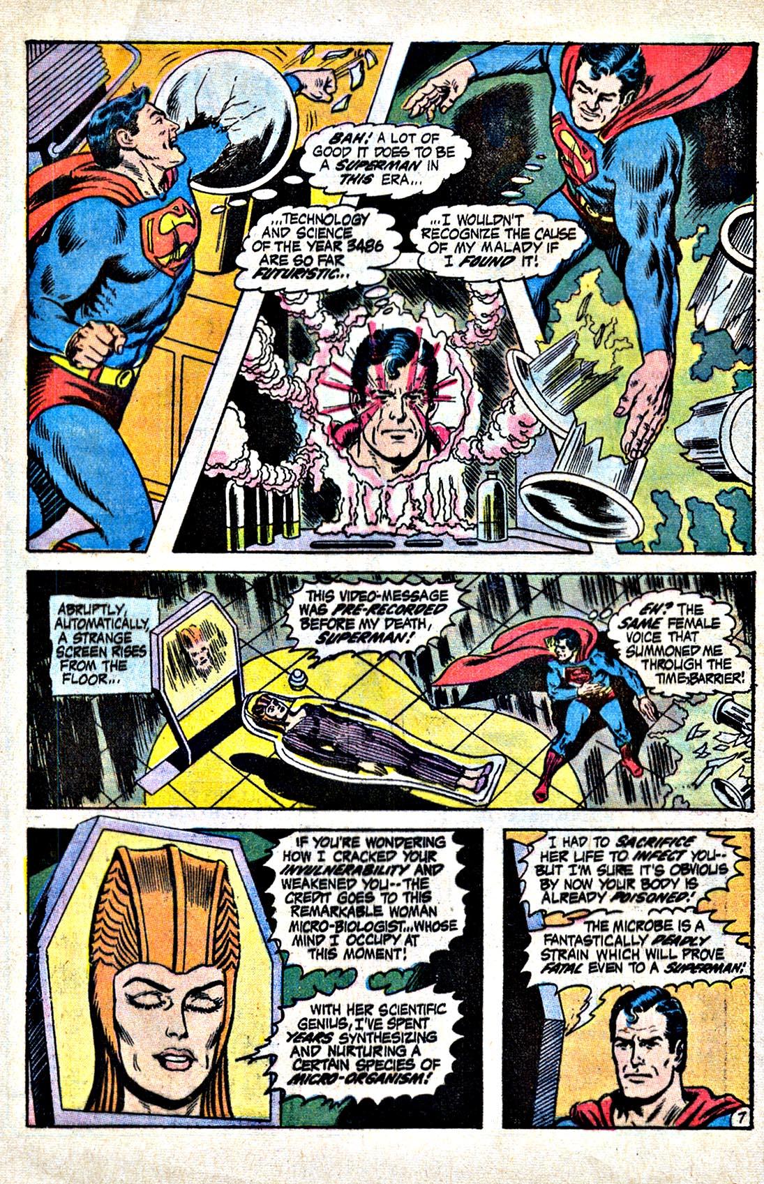 Action Comics (1938) 403 Page 10