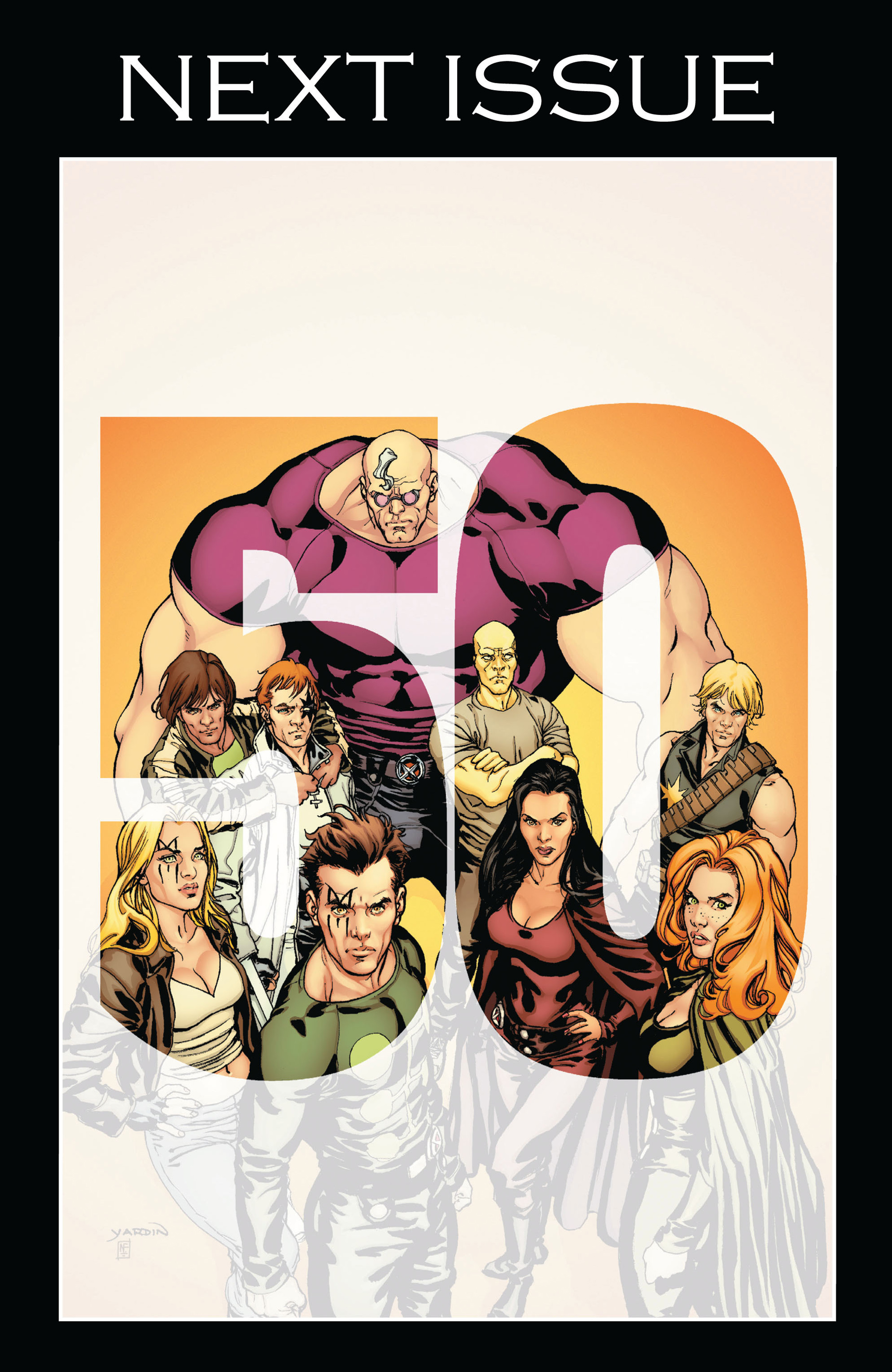Read online X-Factor (2006) comic -  Issue #49 - 23
