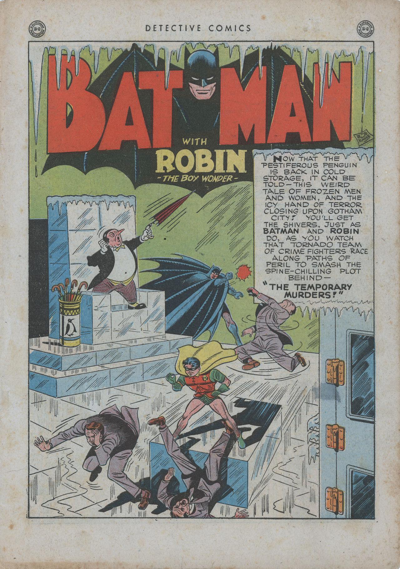 Read online Detective Comics (1937) comic -  Issue #99 - 4