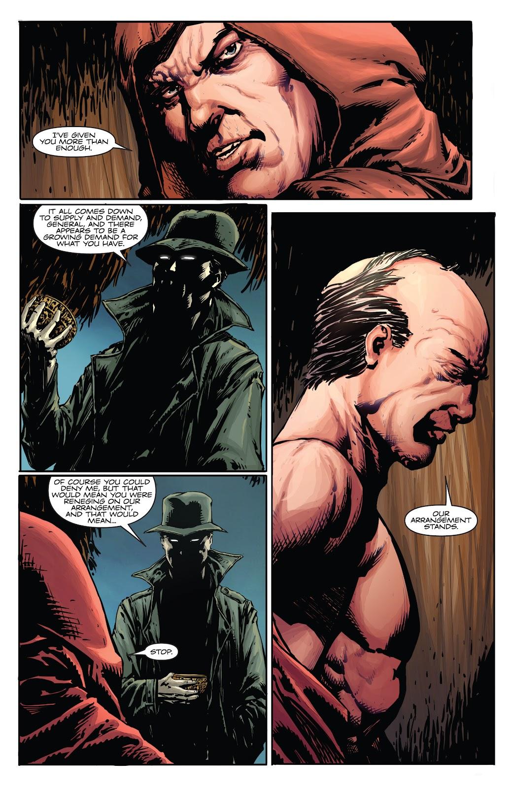 Read online Vampirella Strikes comic -  Issue #2 - 23