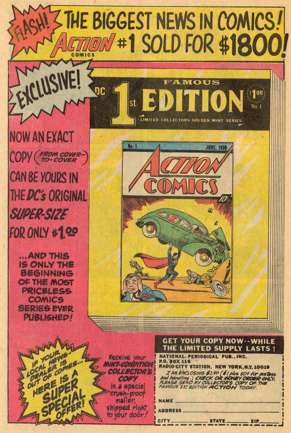 Read online Adventure Comics (1938) comic -  Issue #432 - 21