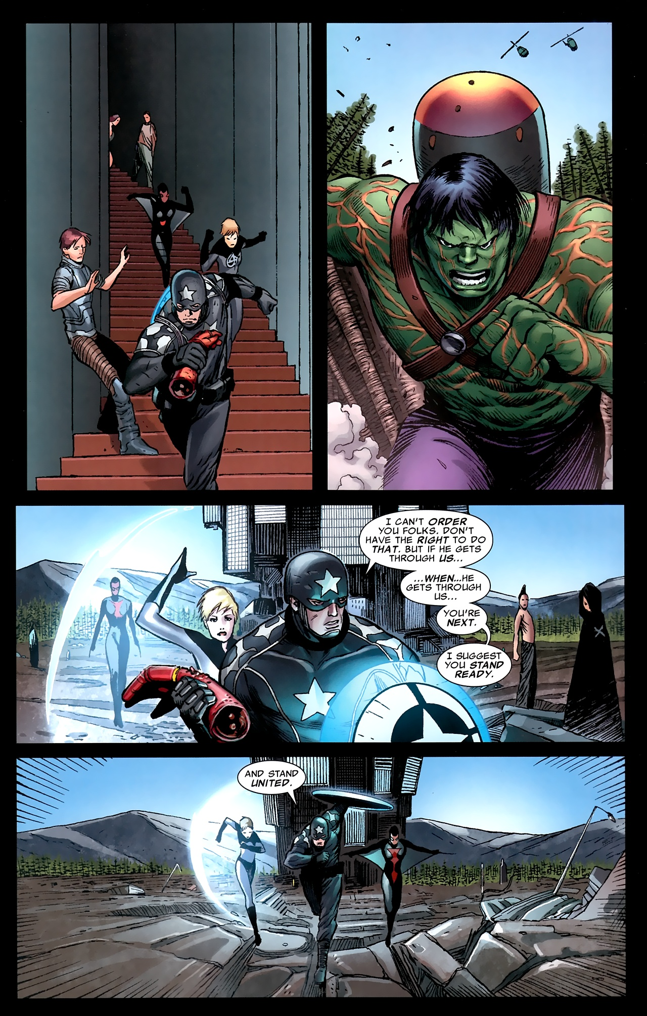 Read online Age of X: Universe comic -  Issue #2 - 16