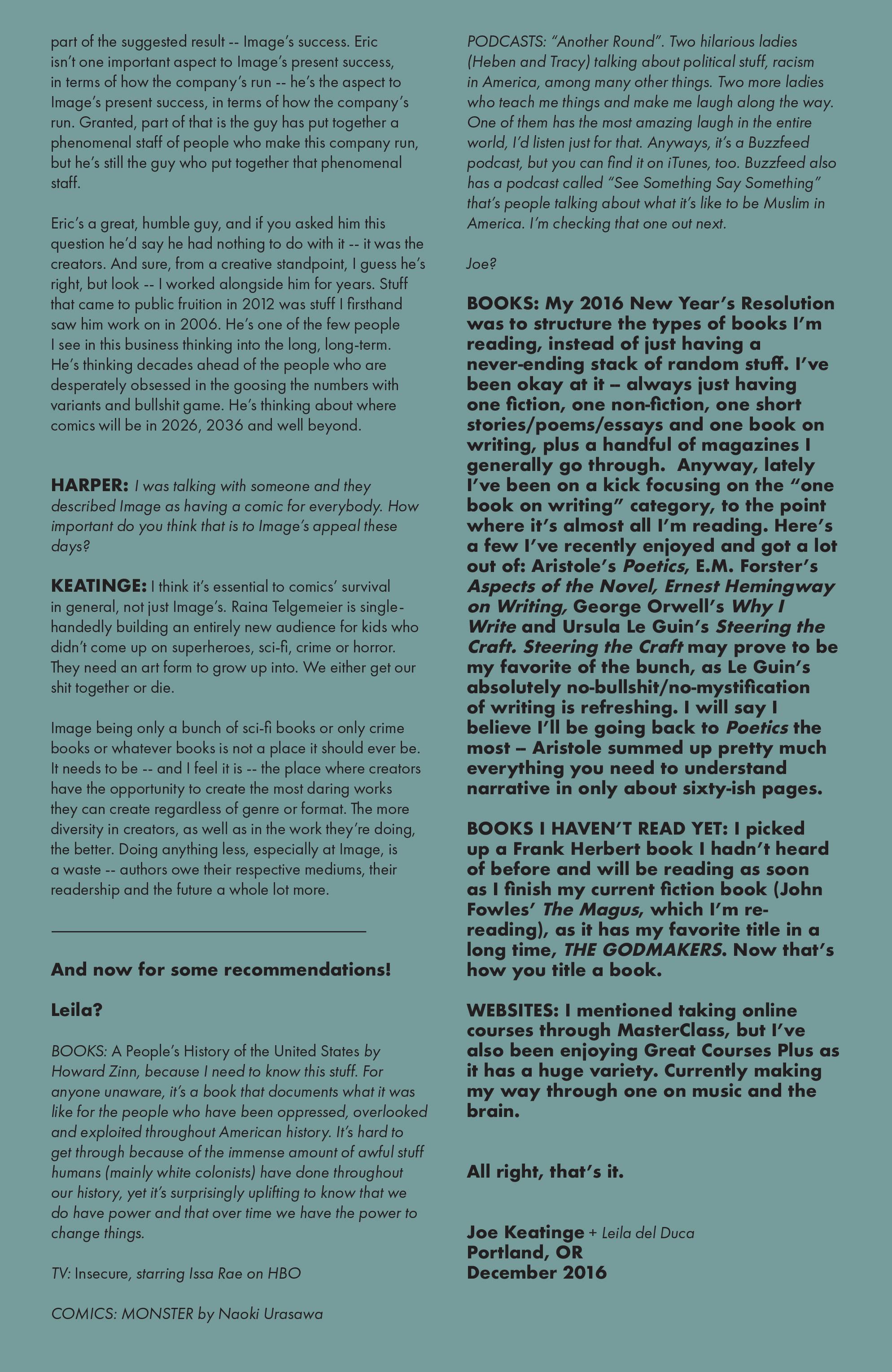 Read online Shutter comic -  Issue #25 - 21