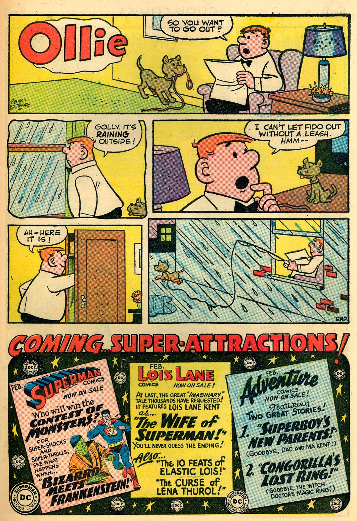 Read online Action Comics (1938) comic -  Issue #273 - 15