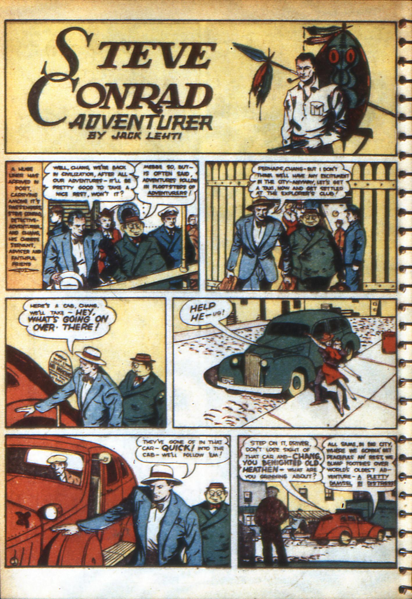 Read online Adventure Comics (1938) comic -  Issue #47 - 45