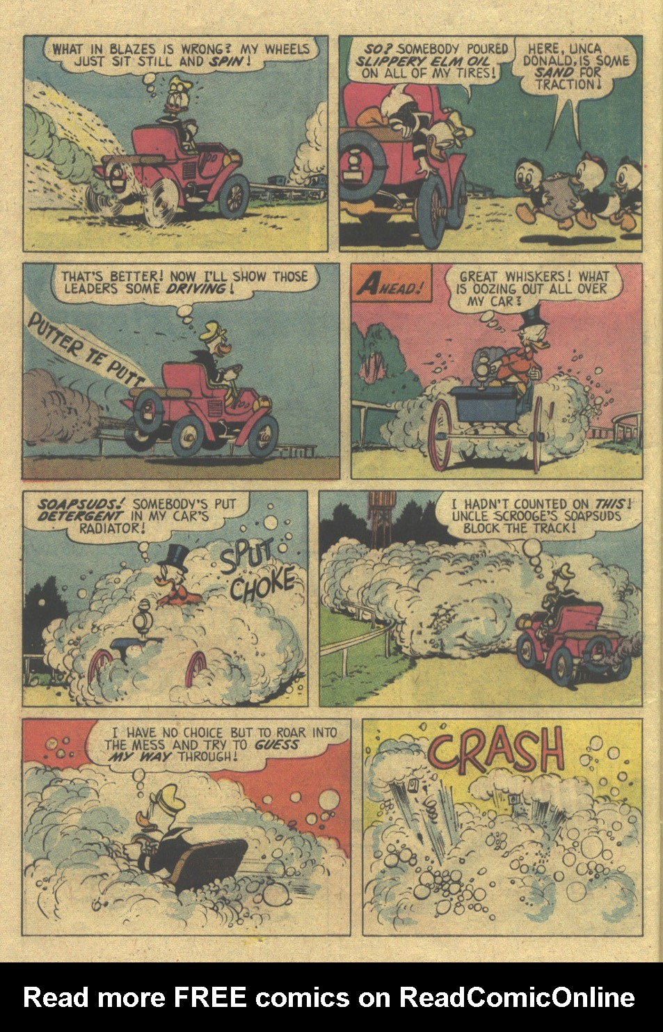 Read online Uncle Scrooge (1953) comic -  Issue #120 - 24