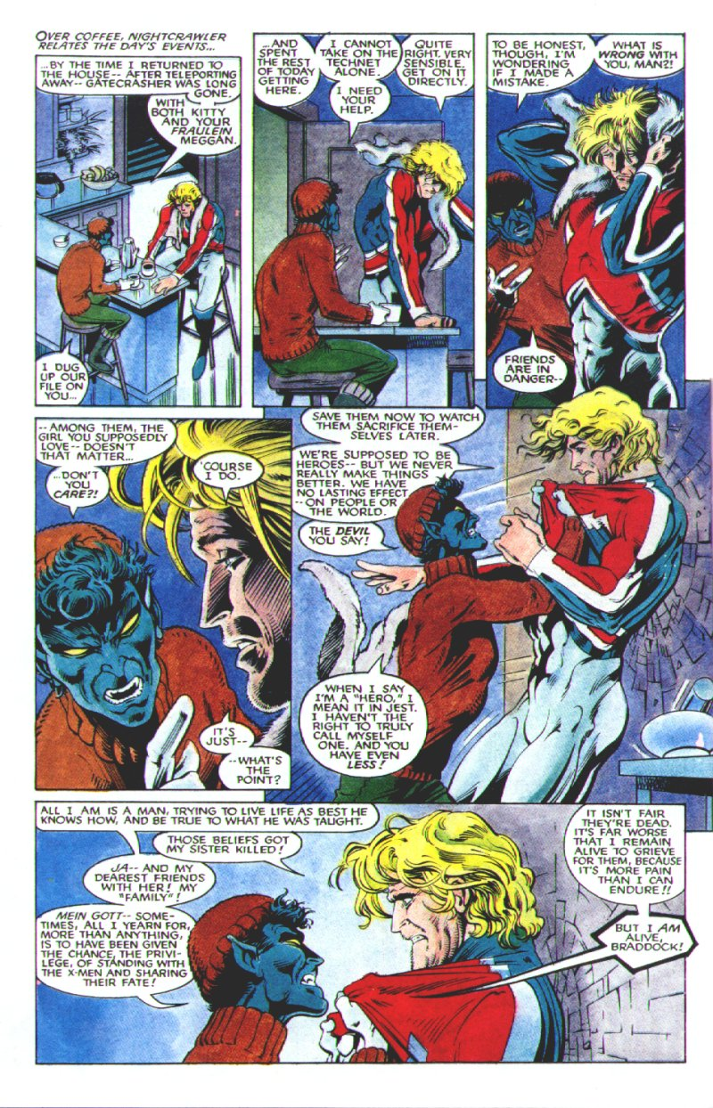 Read online Excalibur: The Sword is Drawn comic -  Issue # Full - 33