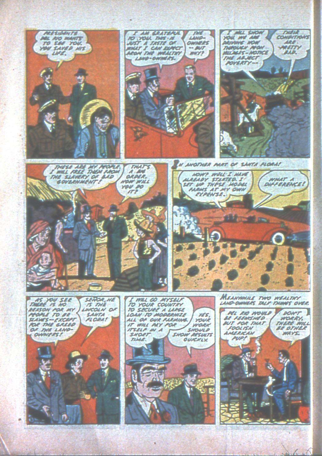 Read online Sensation (Mystery) Comics comic -  Issue #3 - 26