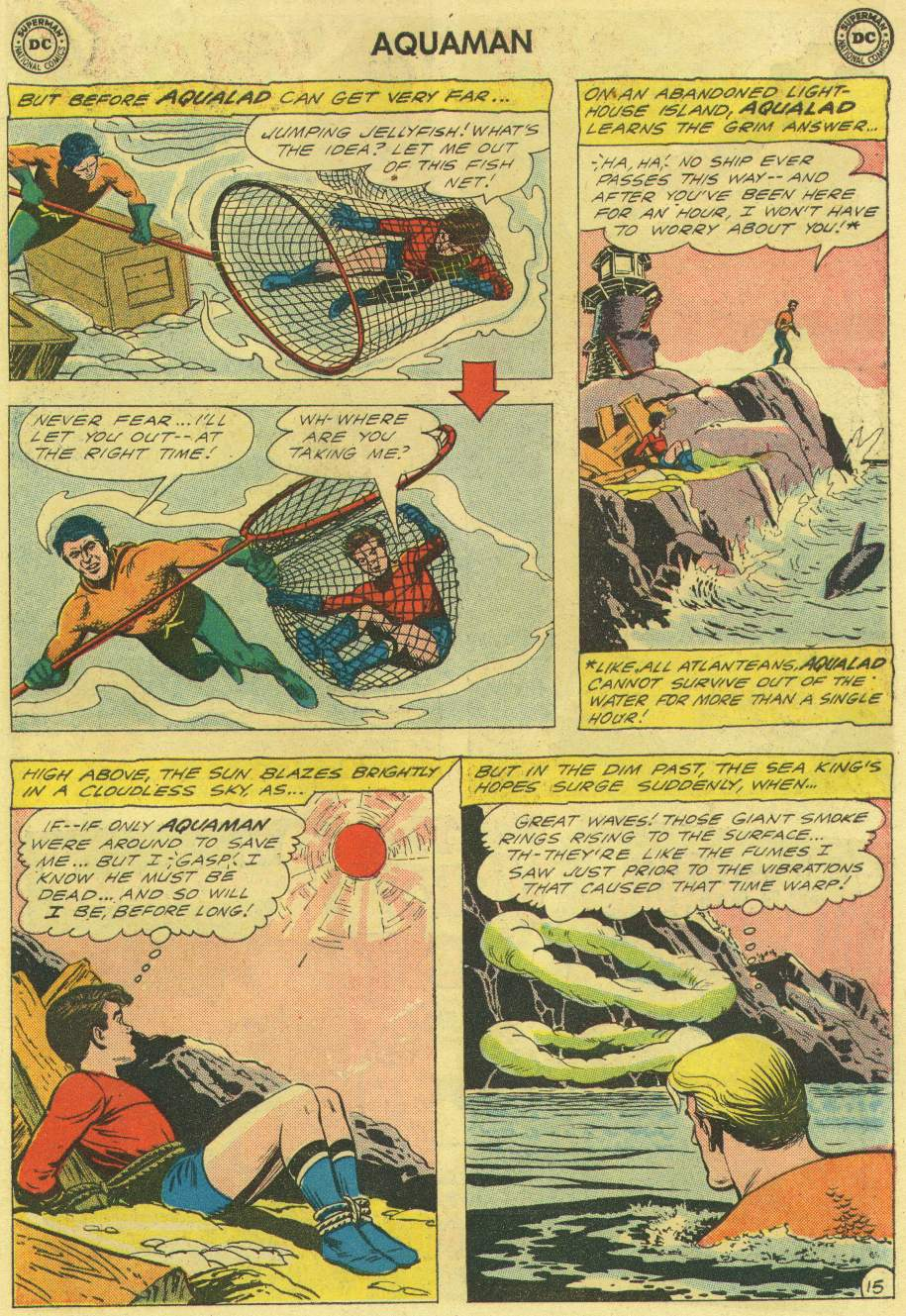 Aquaman (1962) Issue #3 #3 - English 19