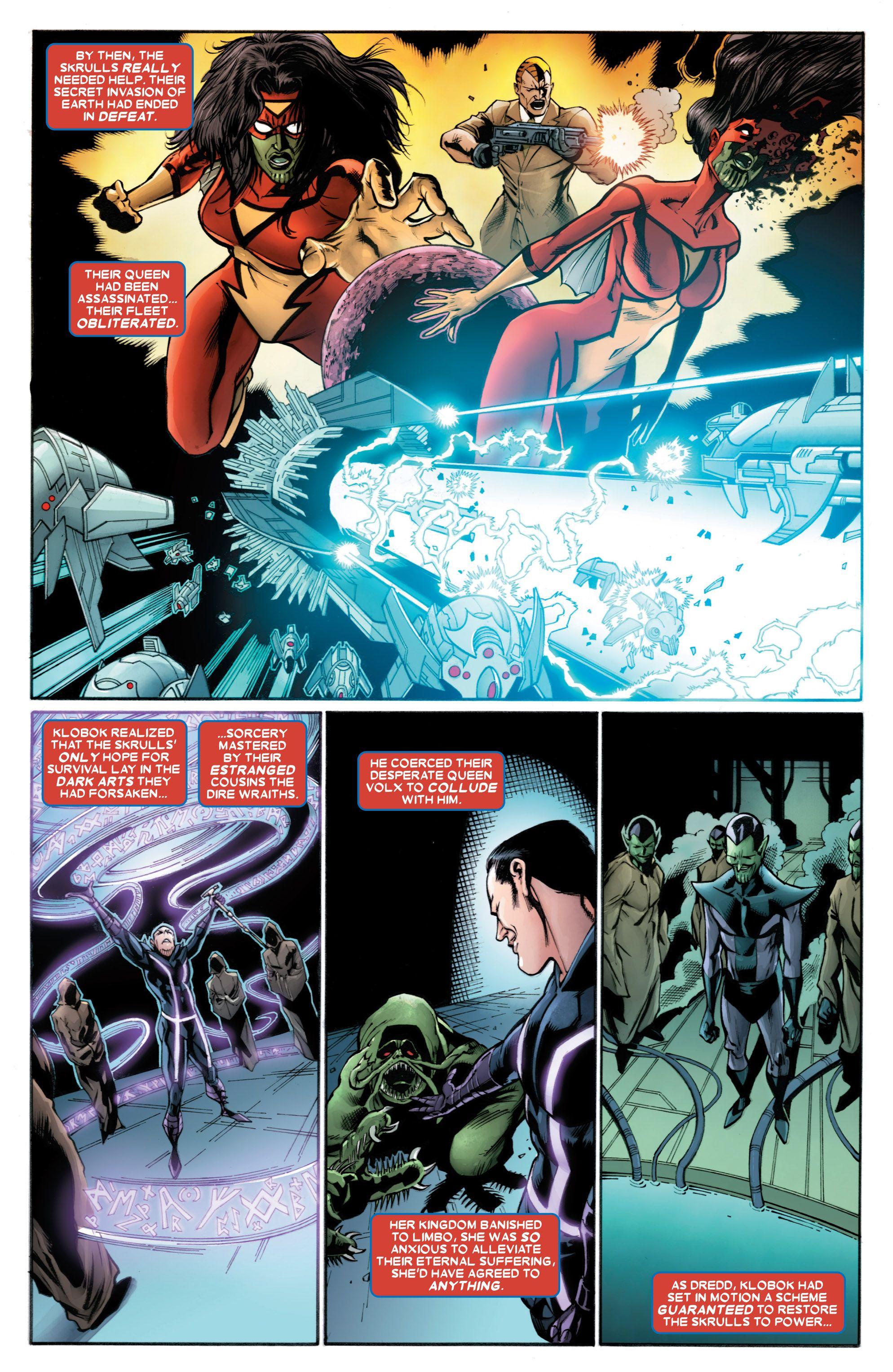 Read online Annihilators comic -  Issue #4 - 5