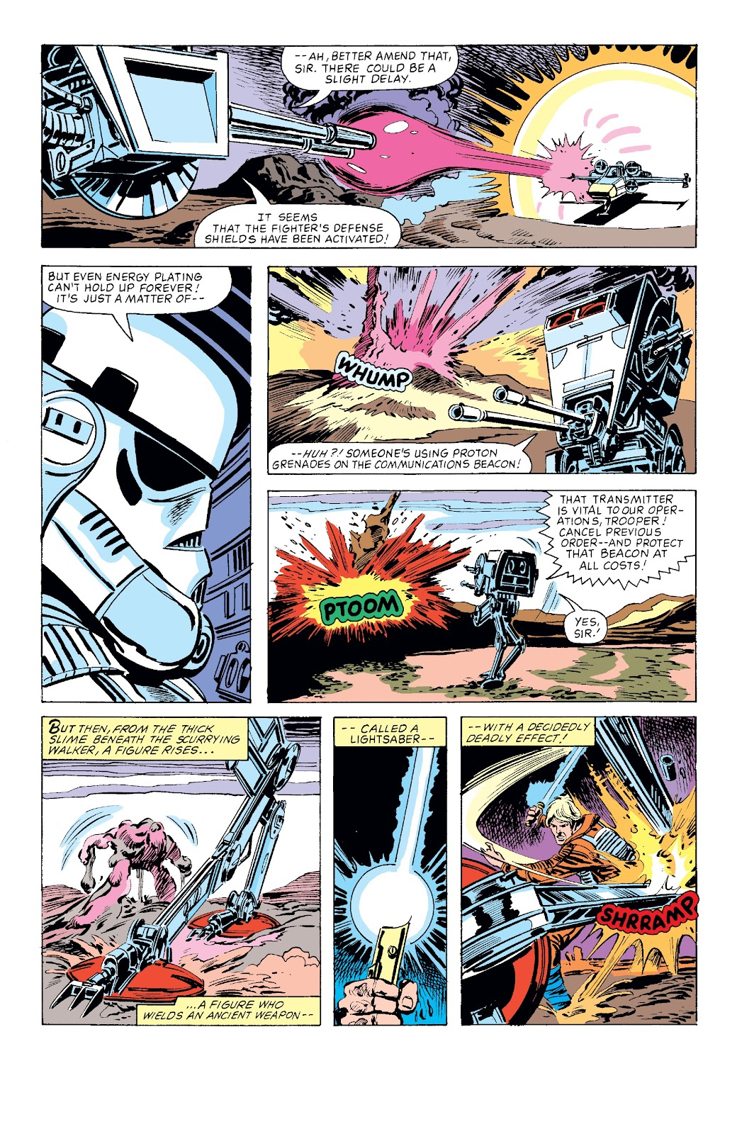 Read online Star Wars Legends: The Original Marvel Years - Epic Collection comic -  Issue # TPB 3 (Part 3) - 76