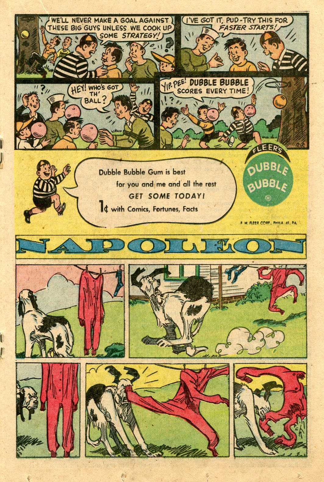 Read online Famous Funnies comic -  Issue #183 - 26