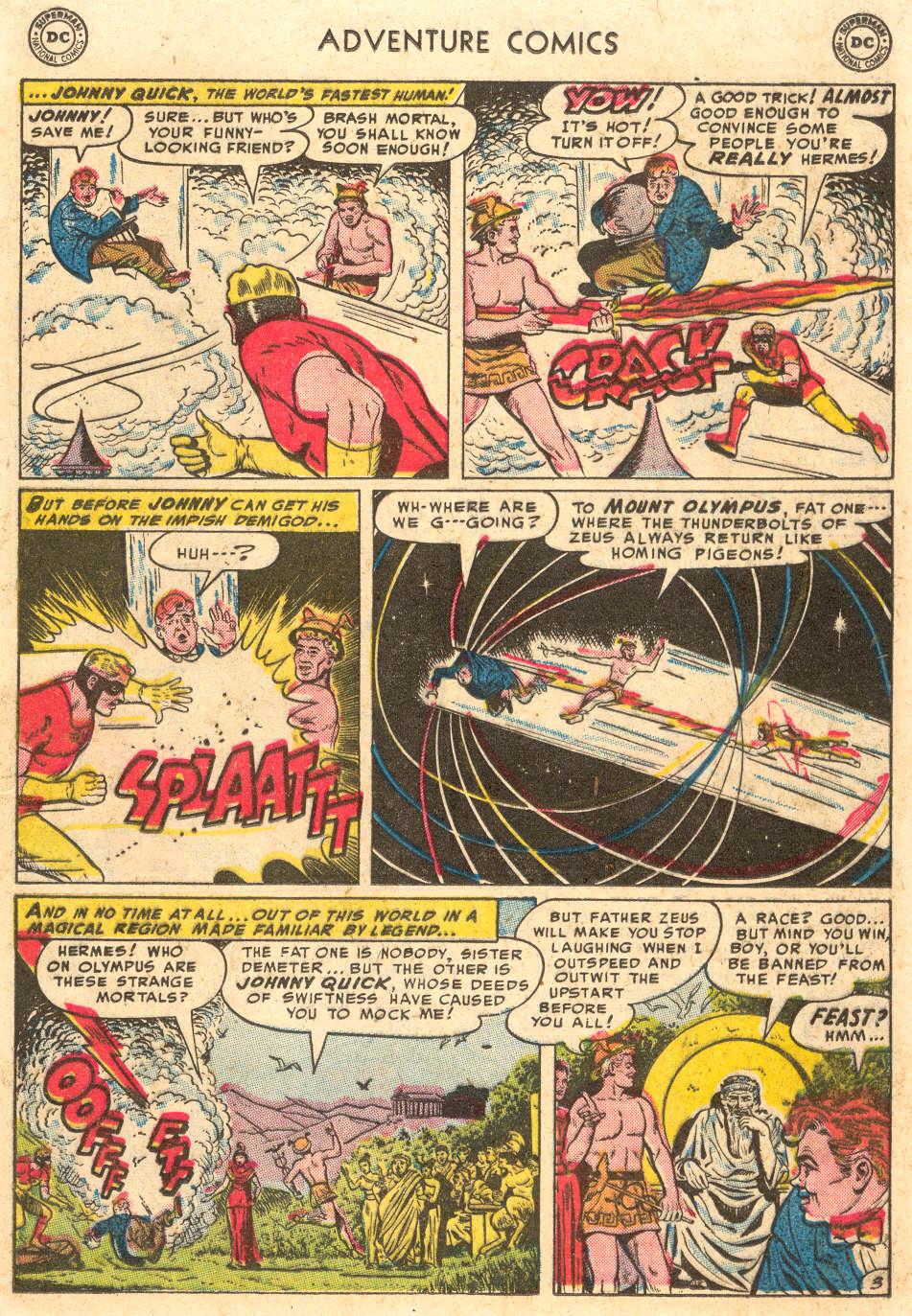 Read online Adventure Comics (1938) comic -  Issue #193 - 27