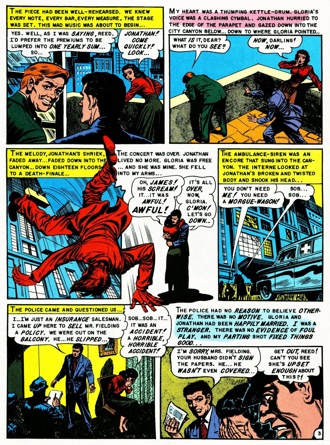 Read online Shock SuspenStories comic -  Issue #10 - 5