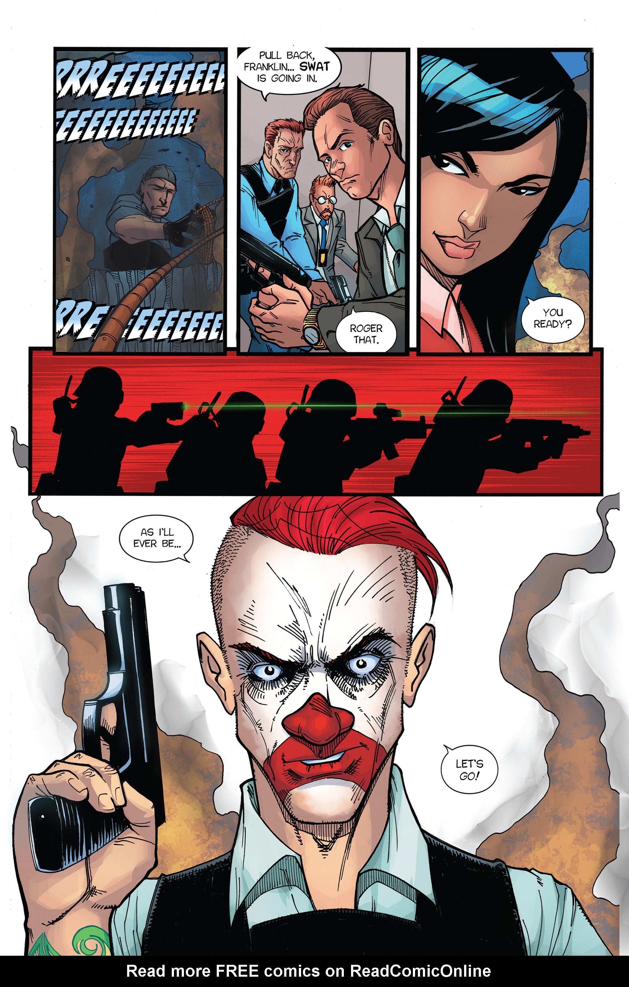 Read online Antiis Comics Presents, Vol. 1: Midknight comic -  Issue #Antiis Comics Presents, Vol. 1: Midknight Full - 20