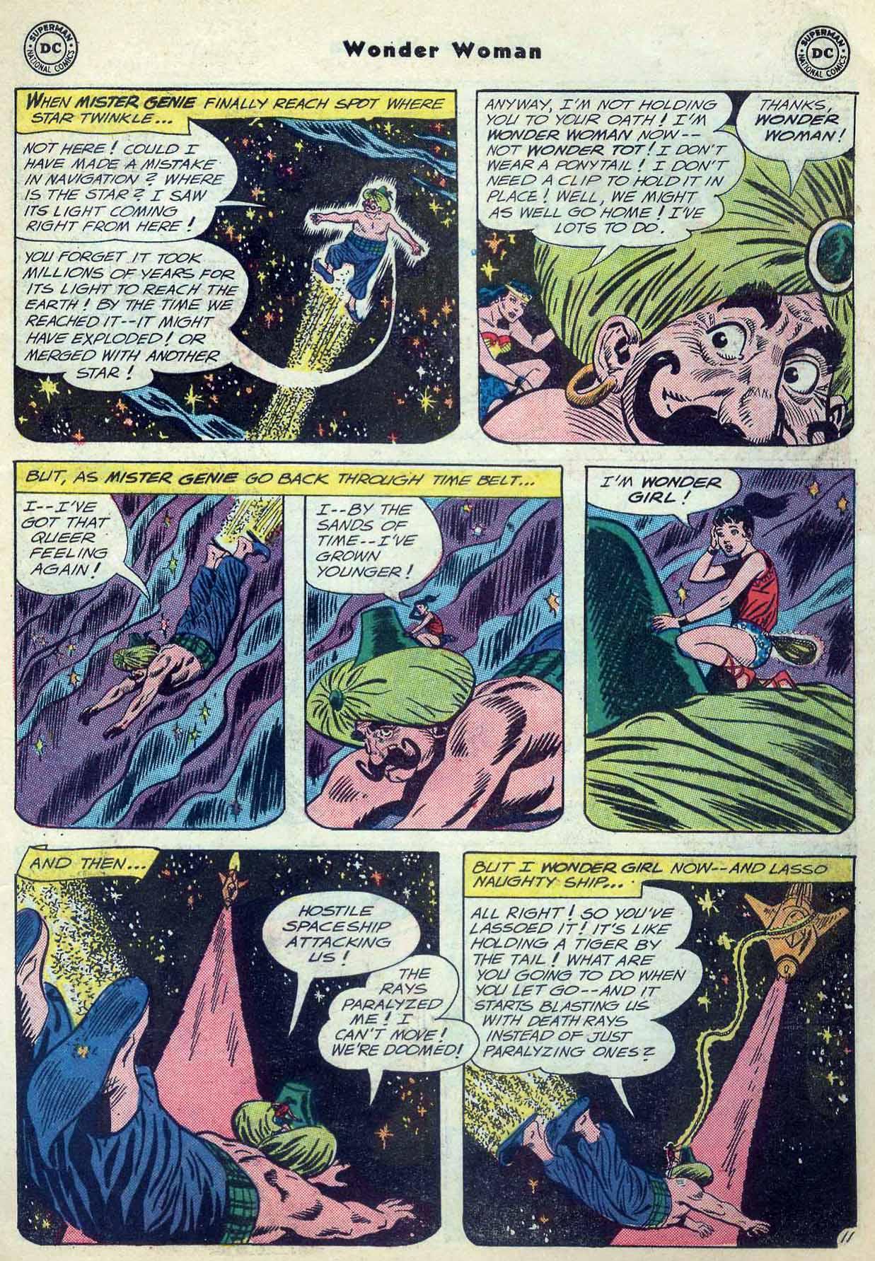 Read online Wonder Woman (1942) comic -  Issue #126 - 15