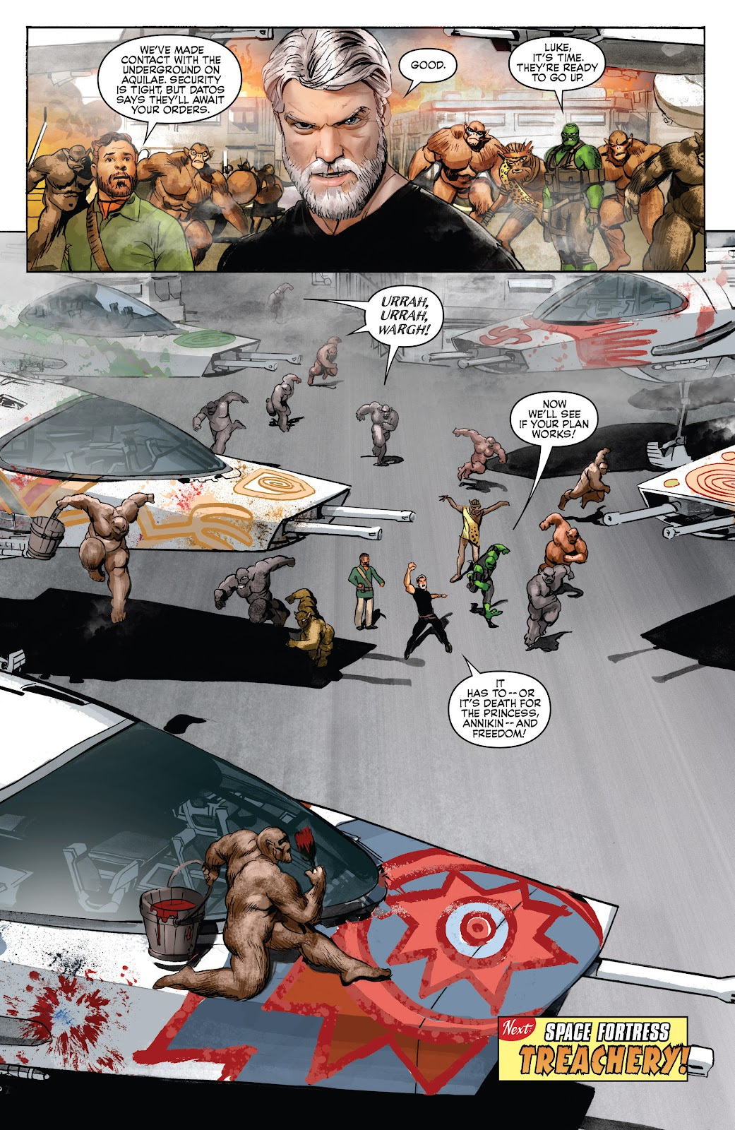 Read online Star Wars Legends: Infinities - Epic Collection comic -  Issue # TPB (Part 5) - 62