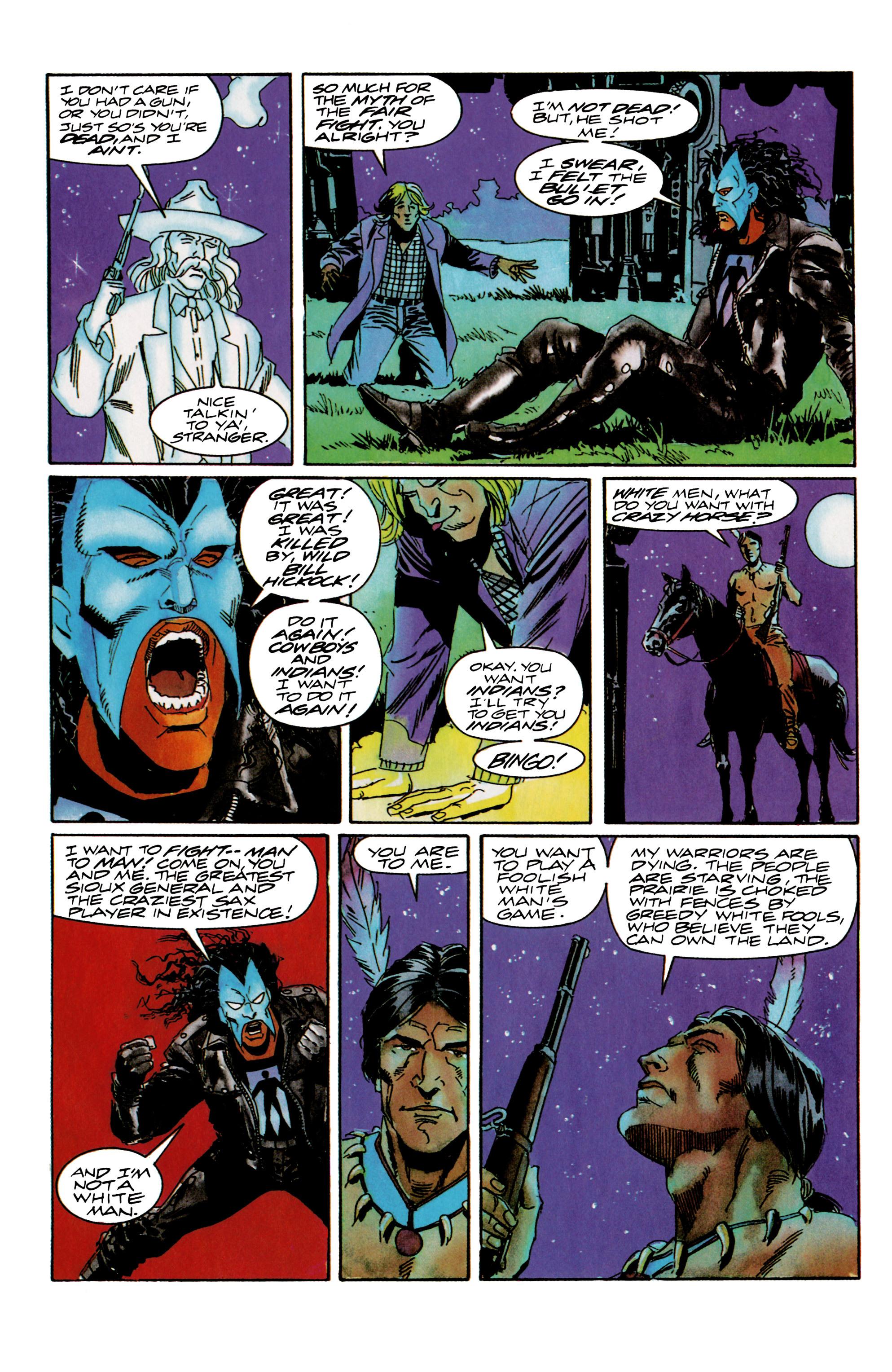 Read online Shadowman (1992) comic -  Issue #15 - 17