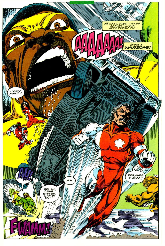 Read online Alpha Flight (1983) comic -  Issue #118 - 13