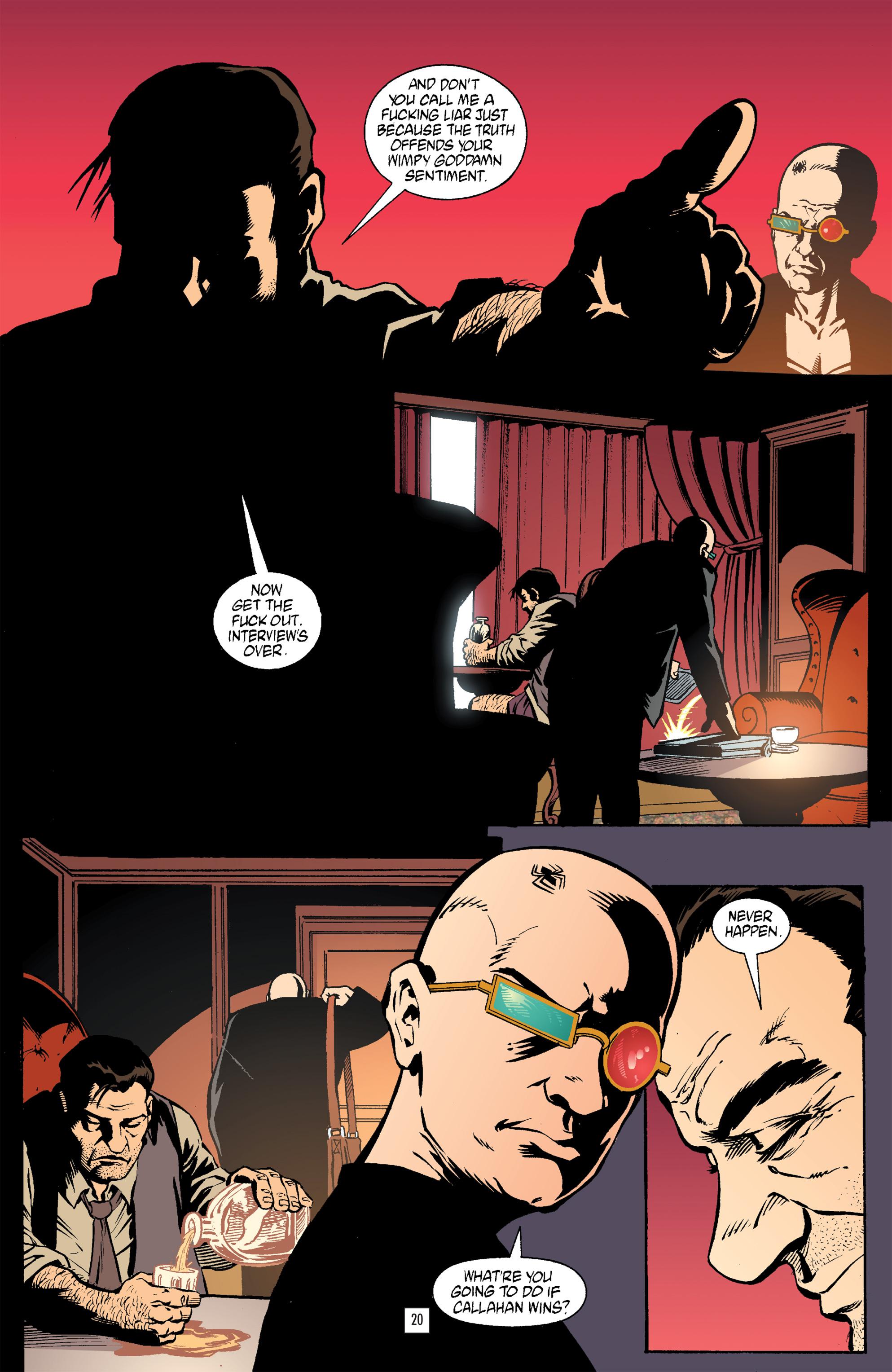 Read online Transmetropolitan comic -  Issue #21 - 21