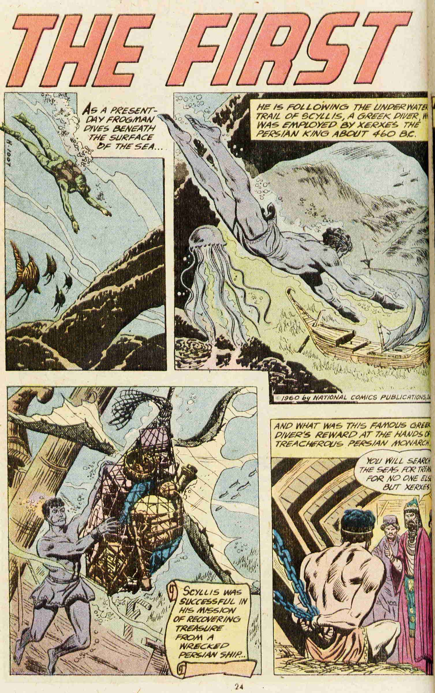 Action Comics (1938) 437 Page 22