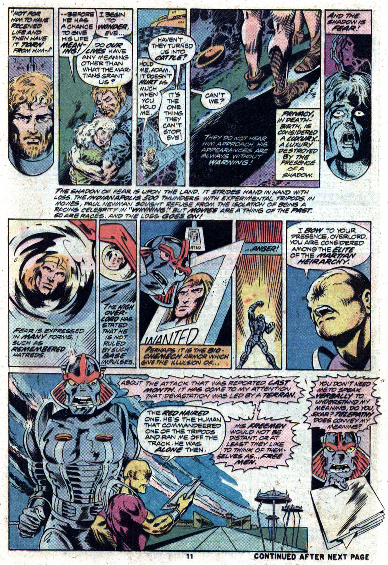 Read online Amazing Adventures (1970) comic -  Issue #27 - 12