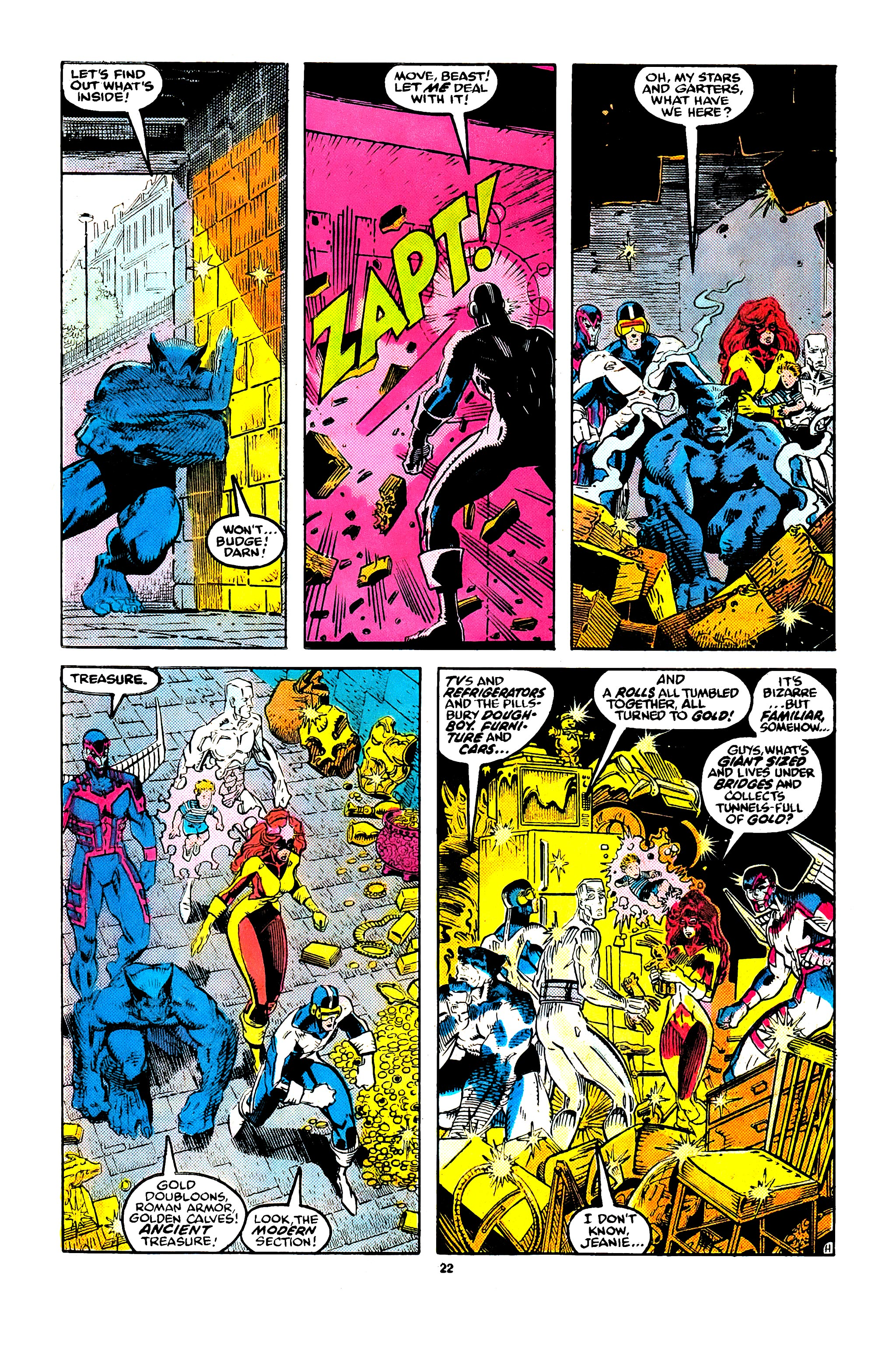 Read online X-Factor (1986) comic -  Issue #41 - 18