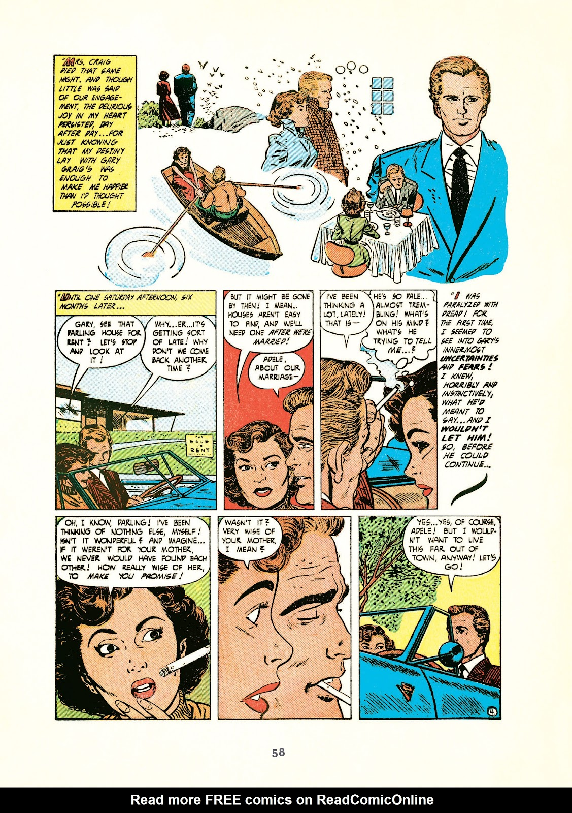 Read online Setting the Standard: Comics by Alex Toth 1952-1954 comic -  Issue # TPB (Part 1) - 57